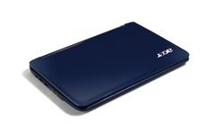 """Acer AO751h-52Bb 1.33GHz Z520 11.6"""" 1366 x 768Pixel Blu Netbook"""