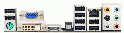 Gigabyte GA-H55M-S2H LGA 1156 (Socket H) Micro ATX scheda madre