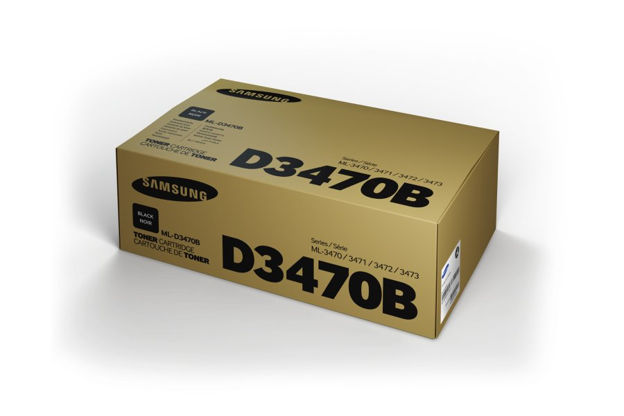 Samsung ML-D3470B 10000pagine Nero cartuccia toner e laser
