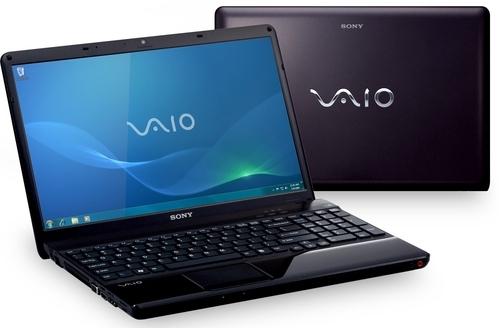 "Sony VAIO VPCEB1S1E/BJ 2.26GHz i5-430M 15.5"" 1366 x 768Pixel Nero notebook/portatile"