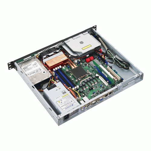 ASUS RS100-E6/PI2 Intel 3420 LGA 1156 (Socket H) 1U