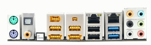 Gigabyte GA-X58A-UD5 Socket B (LGA 1366) ATX scheda madre