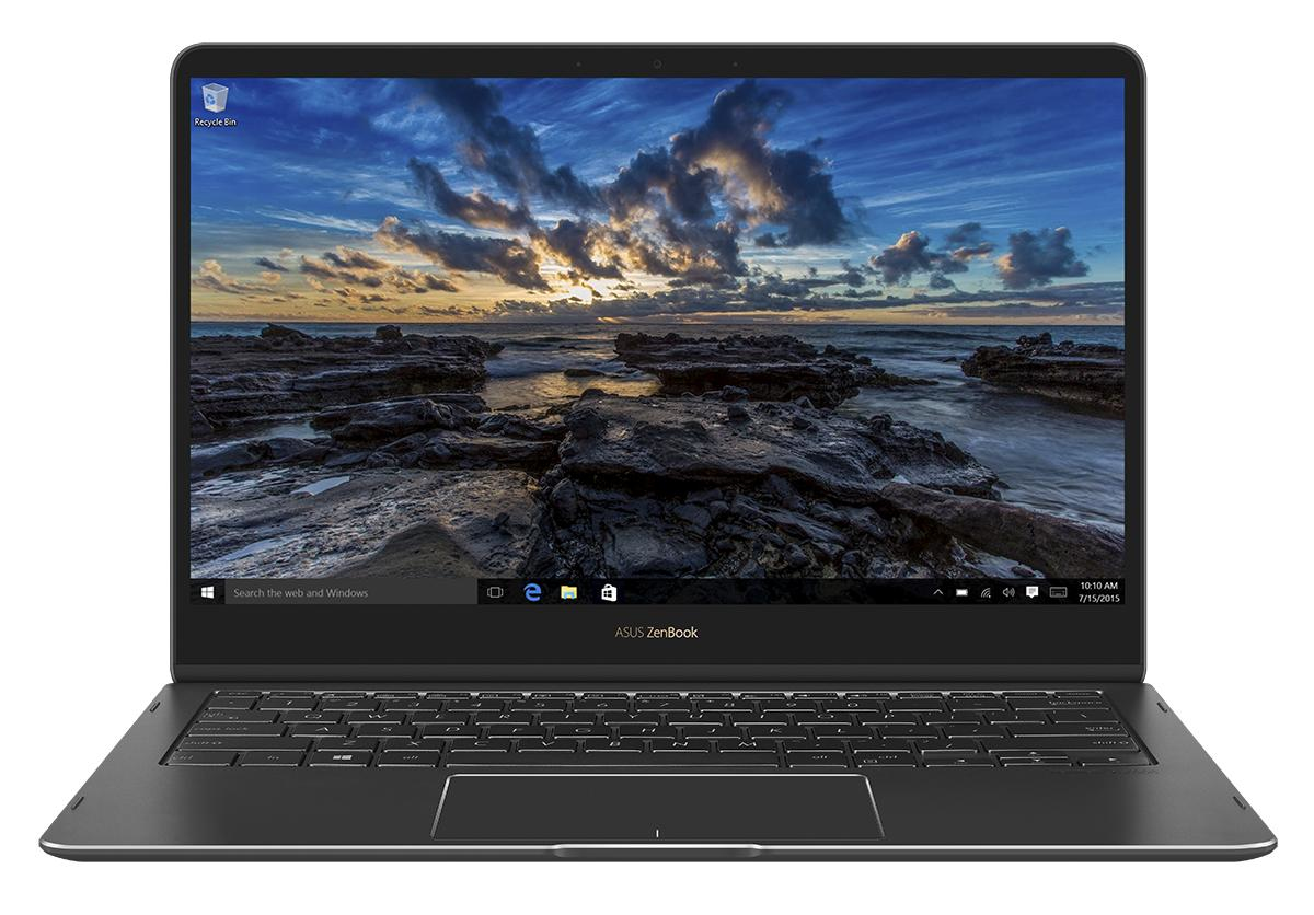 "ASUS ZenBook Flip UX370UA-C4237R 1.8GHz i7-8550U 13.3"" 1920 x 1080Pixel Touch screen Grigio Ibrido (2 in 1)"