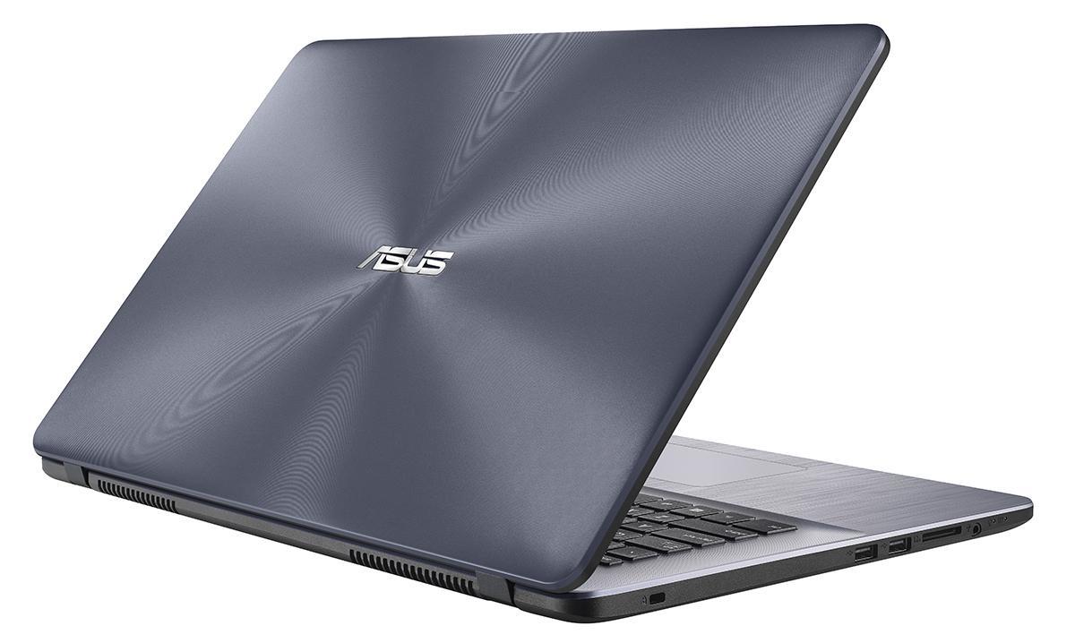 "ASUS VivoBook X705UQ-GC184T 1.8GHz i7-8550U 17.3"" 1920 x 1080Pixel Grigio Computer portatile"