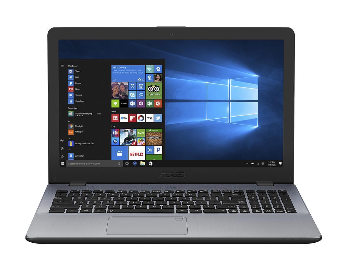 "ASUS P1501UA-DM496R 2.4GHz i3-7100U 15.6"" 1920 x 1080Pixel Grigio Computer portatile"
