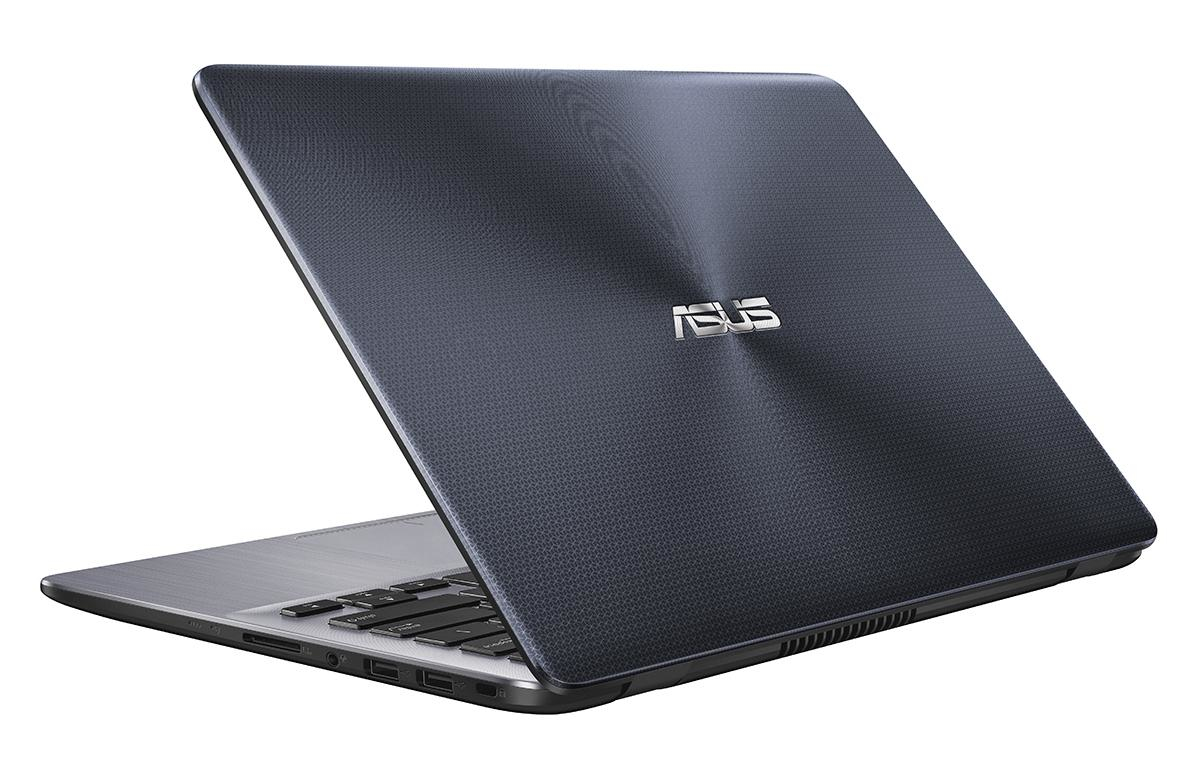 "ASUS VivoBook X405UA-BV513T 2.1GHz 4405U 14"" 1366 x 768Pixel Grigio Computer portatile"