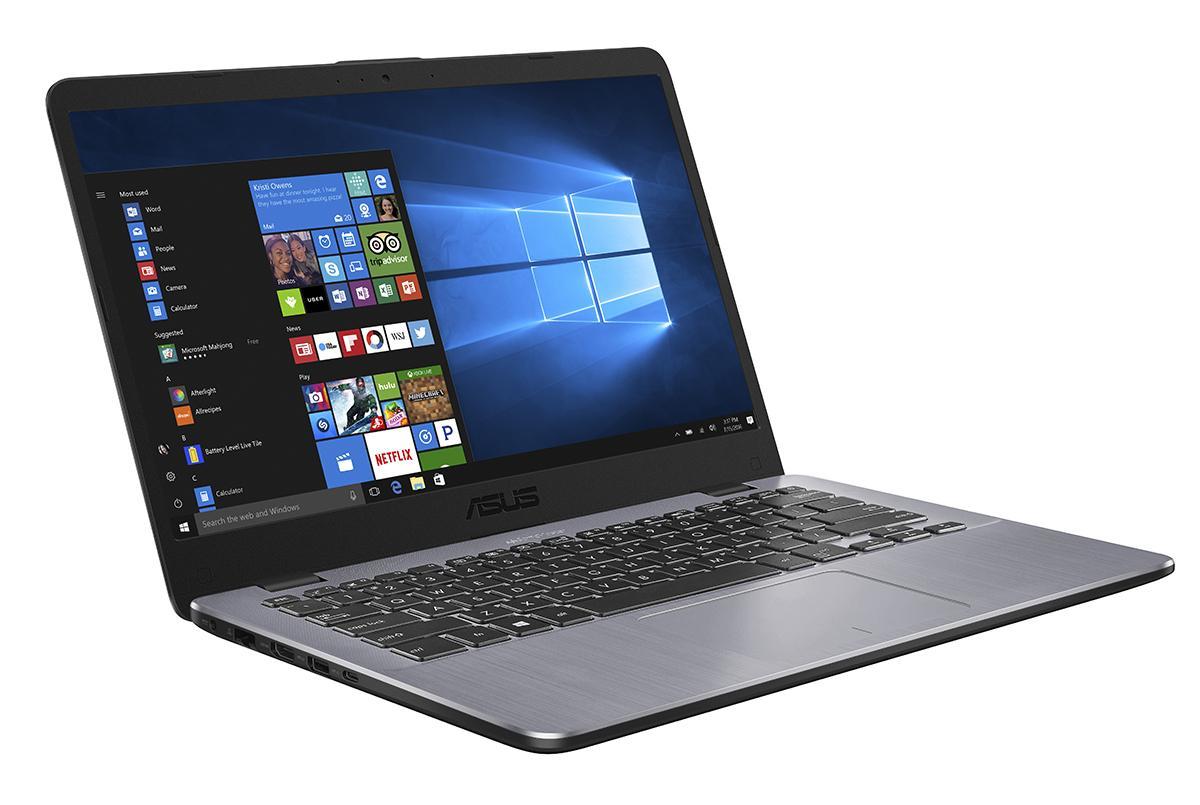 "ASUS VivoBook X405UA-BV516TB 2GHz i3-6006U 14"" 1366 x 768Pixel Grigio Computer portatile"