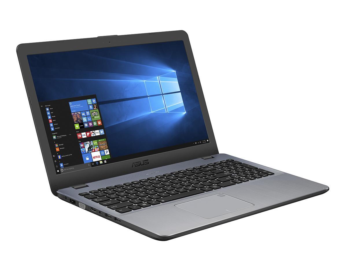 "ASUS VivoBook X542UR-GO216TB 2.4GHz i3-7100U 15.6"" 1366 x 768Pixel Grigio Computer portatile"