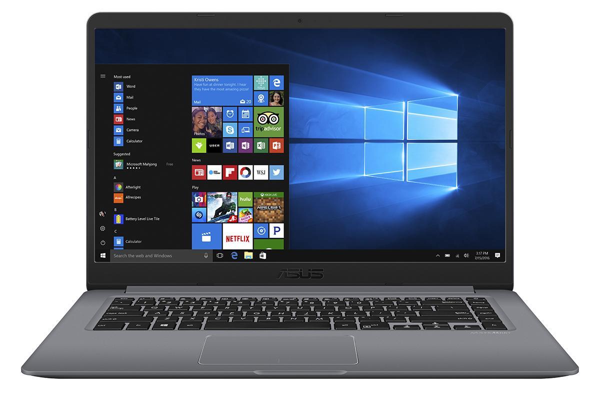 """ASUS VivoBook S510UA-BQ467TB 1.6GHz i5-8250U 15.6"""" 1920 x 1080Pixel Grigio Computer portatile"""