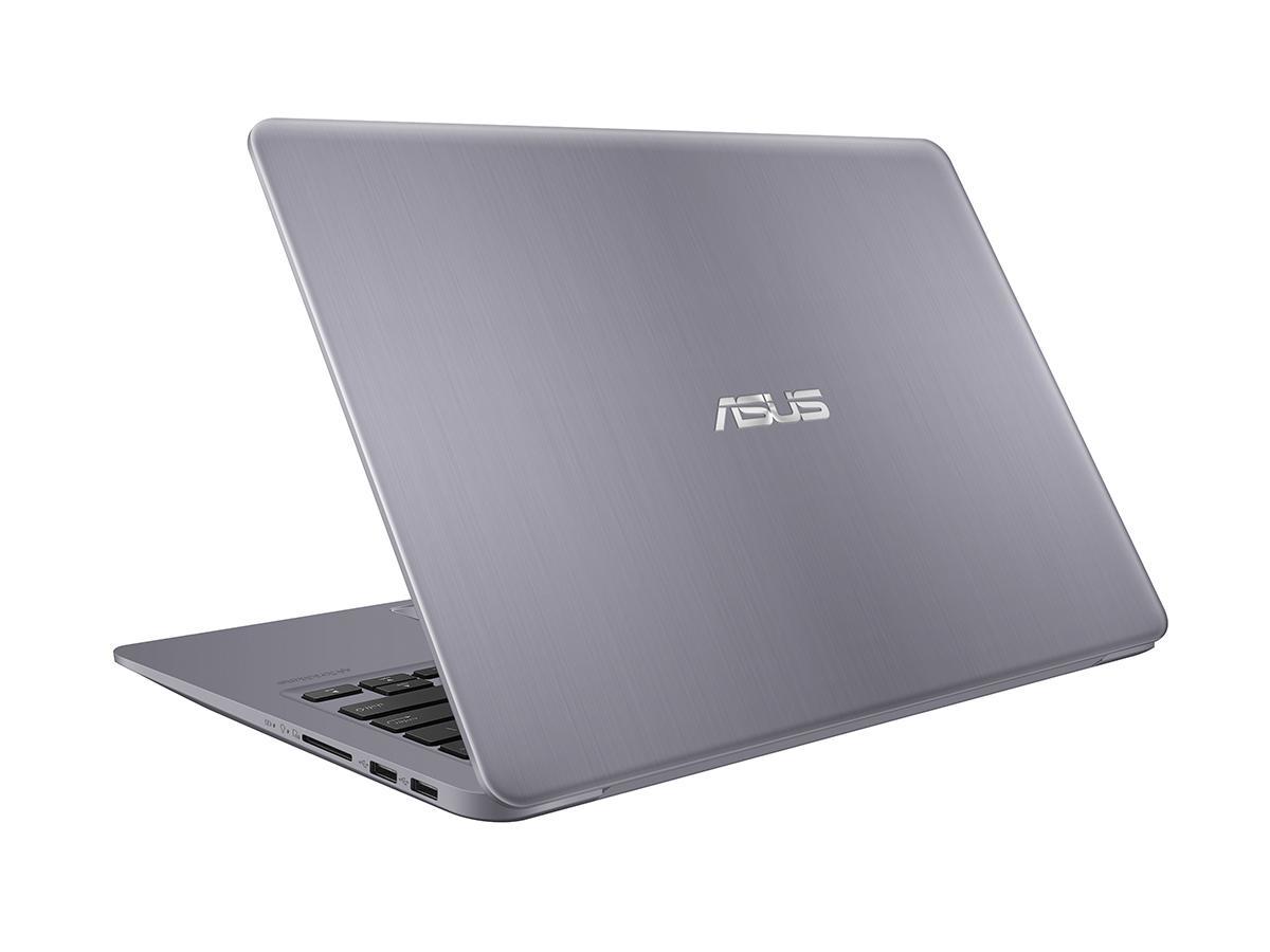 "ASUS VivoBook S410UA 2.4GHz i3-7100U 14"" 1920 x 1080Pixel Grigio Computer portatile"