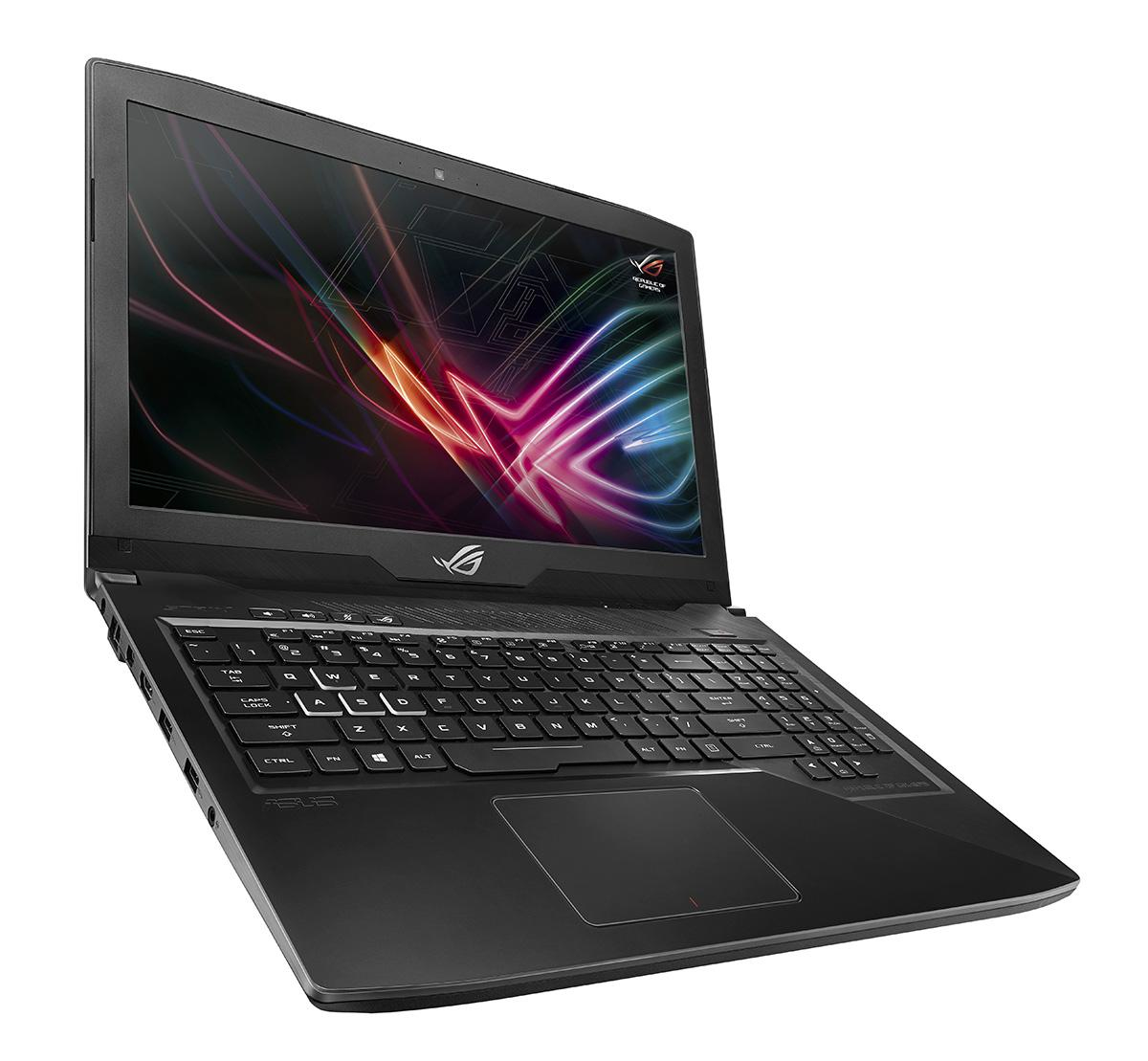"""ASUS ROG Strix GL503VM-FY108TB 2.8GHz i7-7700HQ 15.6"""" 1920 x 1080Pixel Nero Computer portatile"""