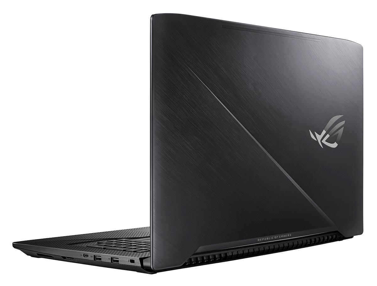 "ASUS ROG Strix GL703VD 2.5GHz i5-7300HQ 17.3"" 1920 x 1080Pixel Nero Computer portatile"