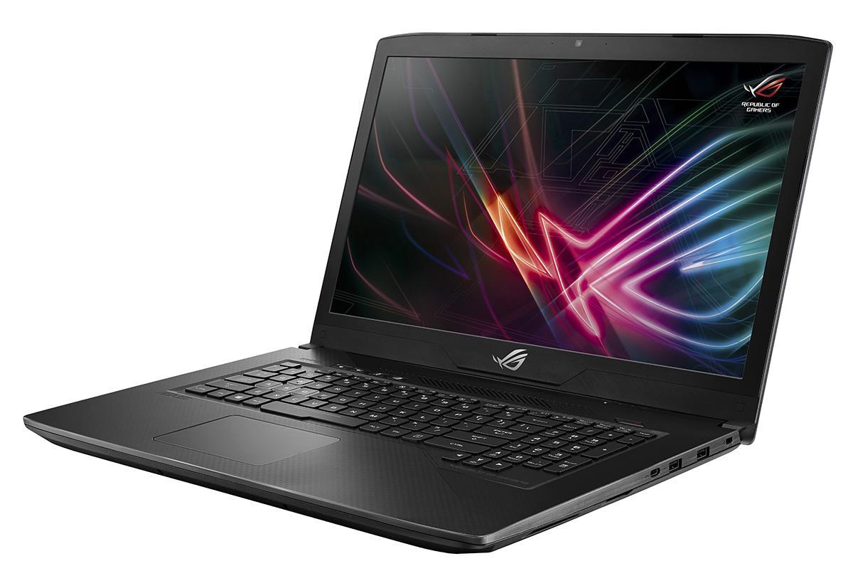 "ASUS GL703VD 2.5GHz i5-7300HQ 17.3"" 1920 x 1080Pixel Nero Computer portatile"