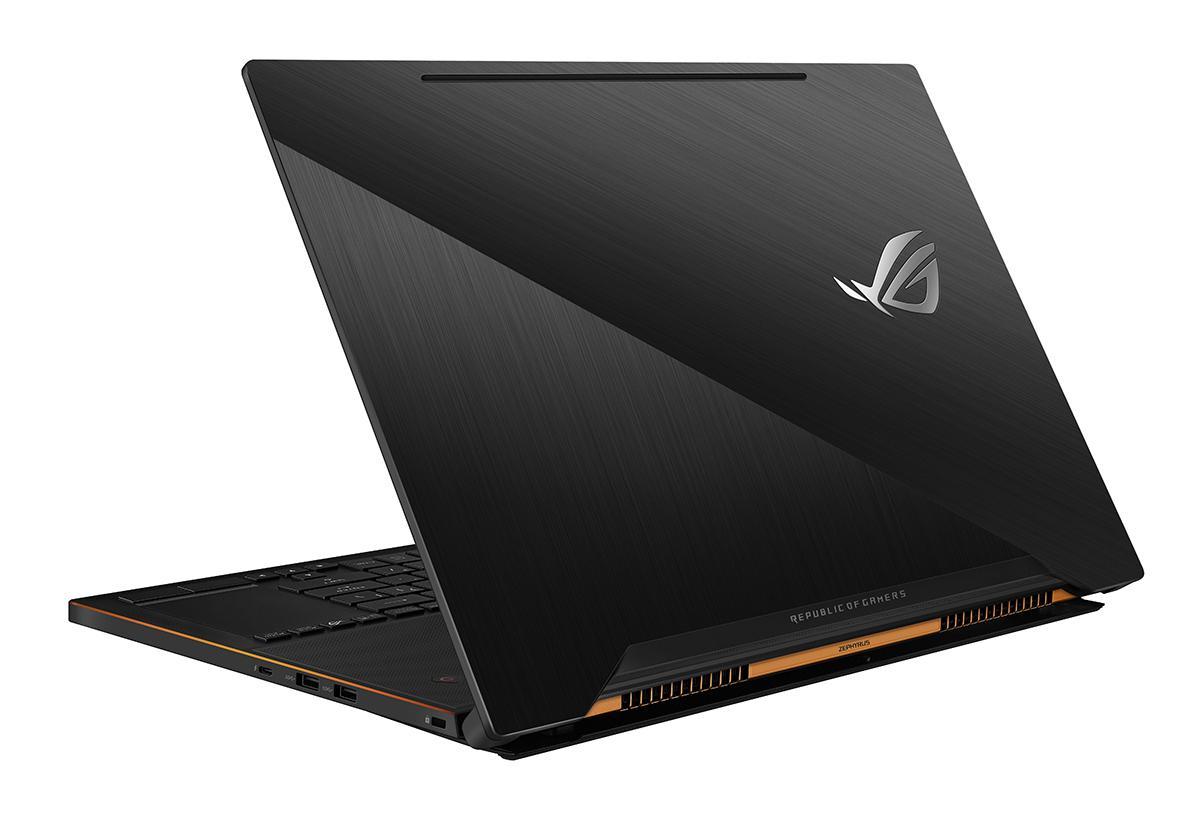 "ASUS ROG GX501VI-GZ027T 2.8GHz i7-7700HQ 15.6"" 1920 x 1080Pixel Nero Computer portatile"