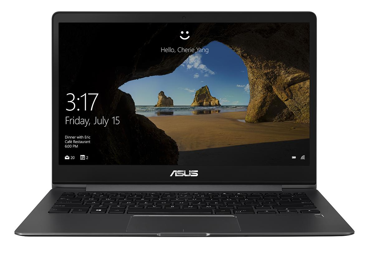 """ASUS ZenBook UX331UA-EG011RB 1.8GHz i7-8550U 13.3"""" 1920 x 1080Pixel Grigio Computer portatile"""