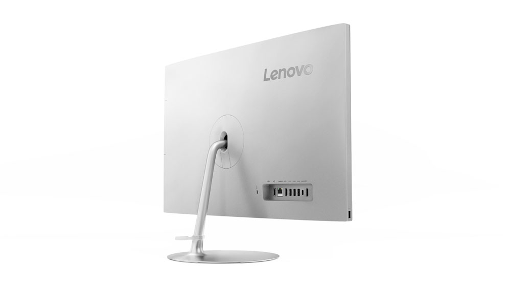 """Lenovo IdeaCentre 520 2.5GHz i5-7200U 23.8"""" 1920 x 1080Pixel Argento PC All-in-one"""