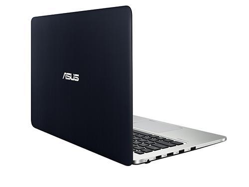 "ASUS K401LB-0031A5200U 2.2GHz i5-5200U 14"" 1920 x 1080Pixel Blu, Acciaio inossidabile Computer portatile notebook/portatile"