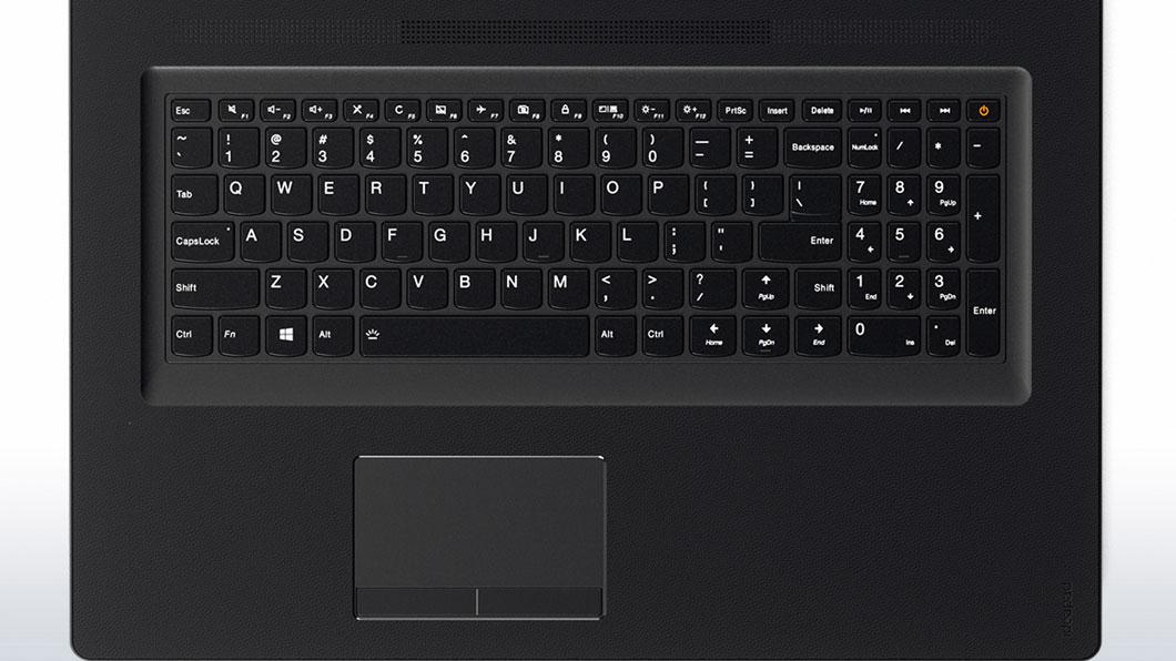 """Lenovo IdeaPad 110 1.5GHz E1-7010 17.3"""" 1600 x 900Pixel Nero Computer portatile"""