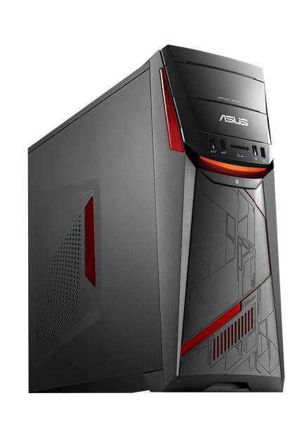 ASUS ROG G11DF-DE017T 3.6GHz 1800x Torre Nero, Grigio, Rosso PC PC