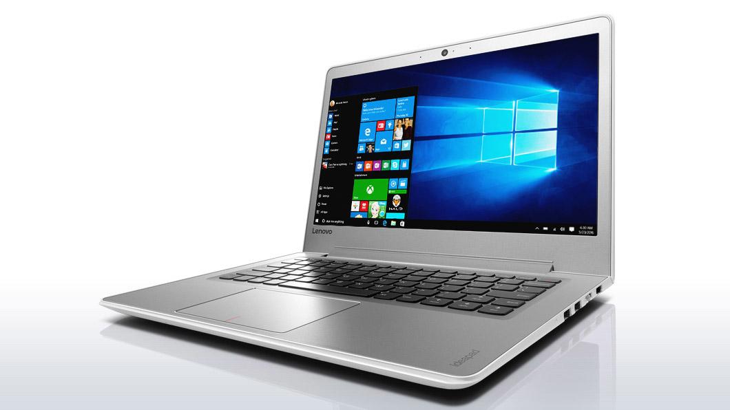 "Lenovo IdeaPad 510S 2.7GHz i7-7500U 13.3"" 1920 x 1080Pixel Argento, Bianco Computer portatile"