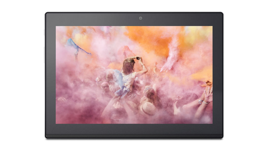 "Lenovo Miix 320 1.44GHz x5-Z8350 10.1"" 1920 x 1080Pixel Touch screen Nero, Argento Ibrido (2 in 1)"