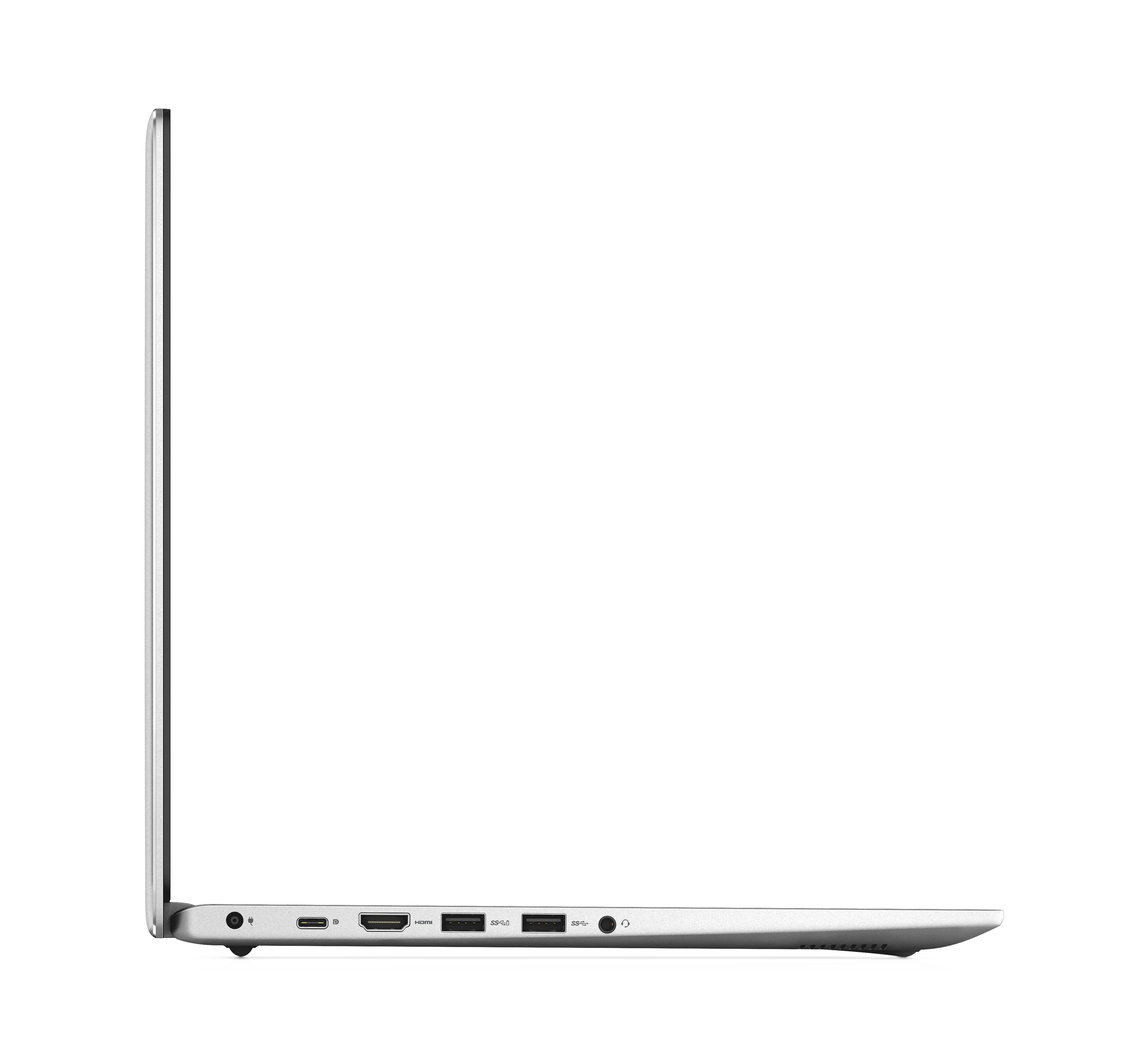 "DELL Inspiron 7570 1.6GHz i5-8250U 15.6"" 1920 x 1080Pixel Touch screen Nero, Platino, Argento Computer portatile"