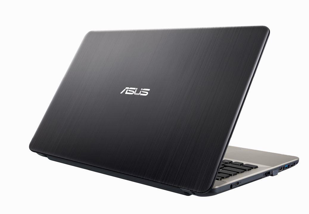"ASUS VivoBook Max X541UJ-DM361T 2.7GHz i7-7500U 15.6"" 1920 x 1080Pixel Nero, Cioccolato Computer portatile notebook/portatile"