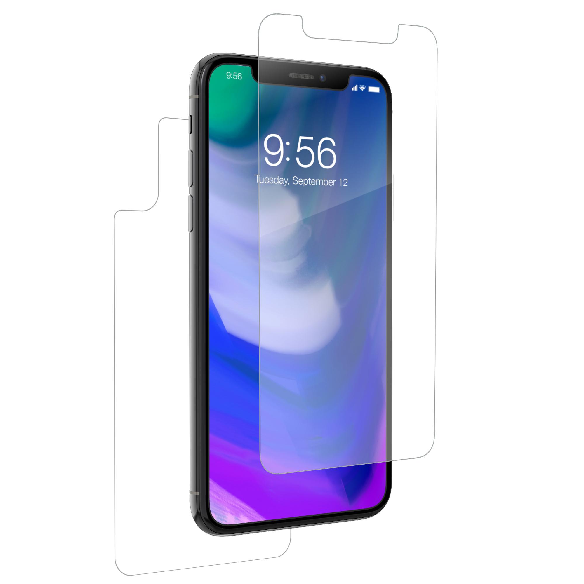 Invisible Shield INVISIBLESHIELD-HD DRY Pellicola proteggischermo trasparente iPhone X 1pezzo(i)