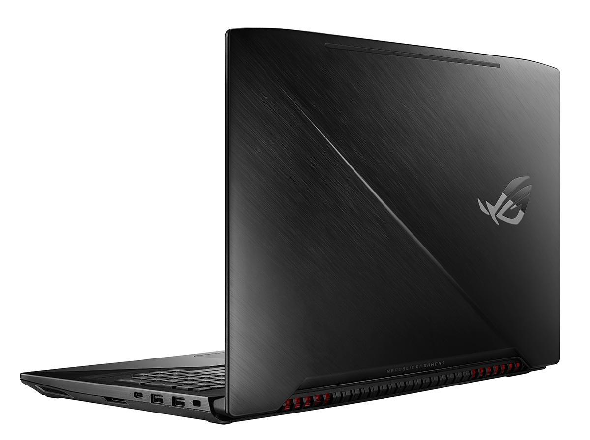 "ASUS ROG Strix GL503VM-GZ211T 2.8GHz i7-7700HQ 15.6"" 1920 x 1080Pixel Nero Computer portatile"