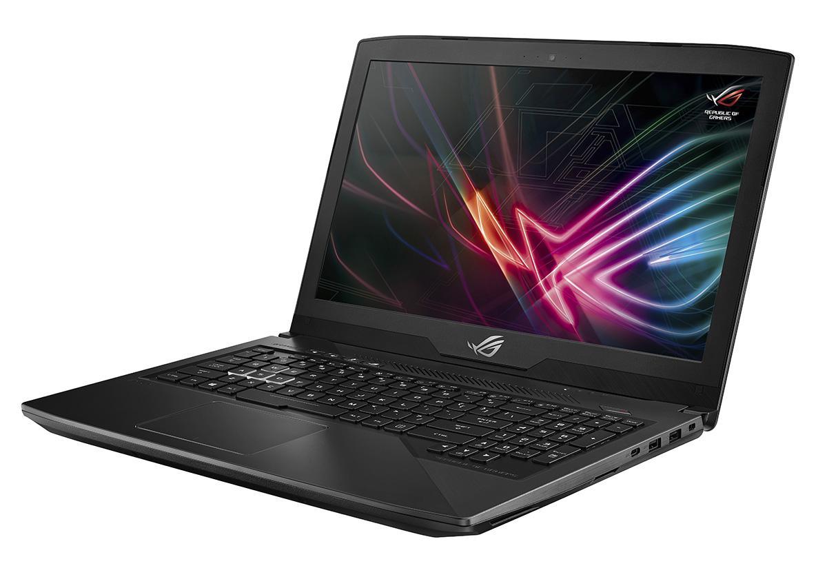 "ASUS ROG Strix GL503VM-ED092T 2.8GHz i7-7700HQ 15.6"" 1920 x 1080Pixel Nero Computer portatile"