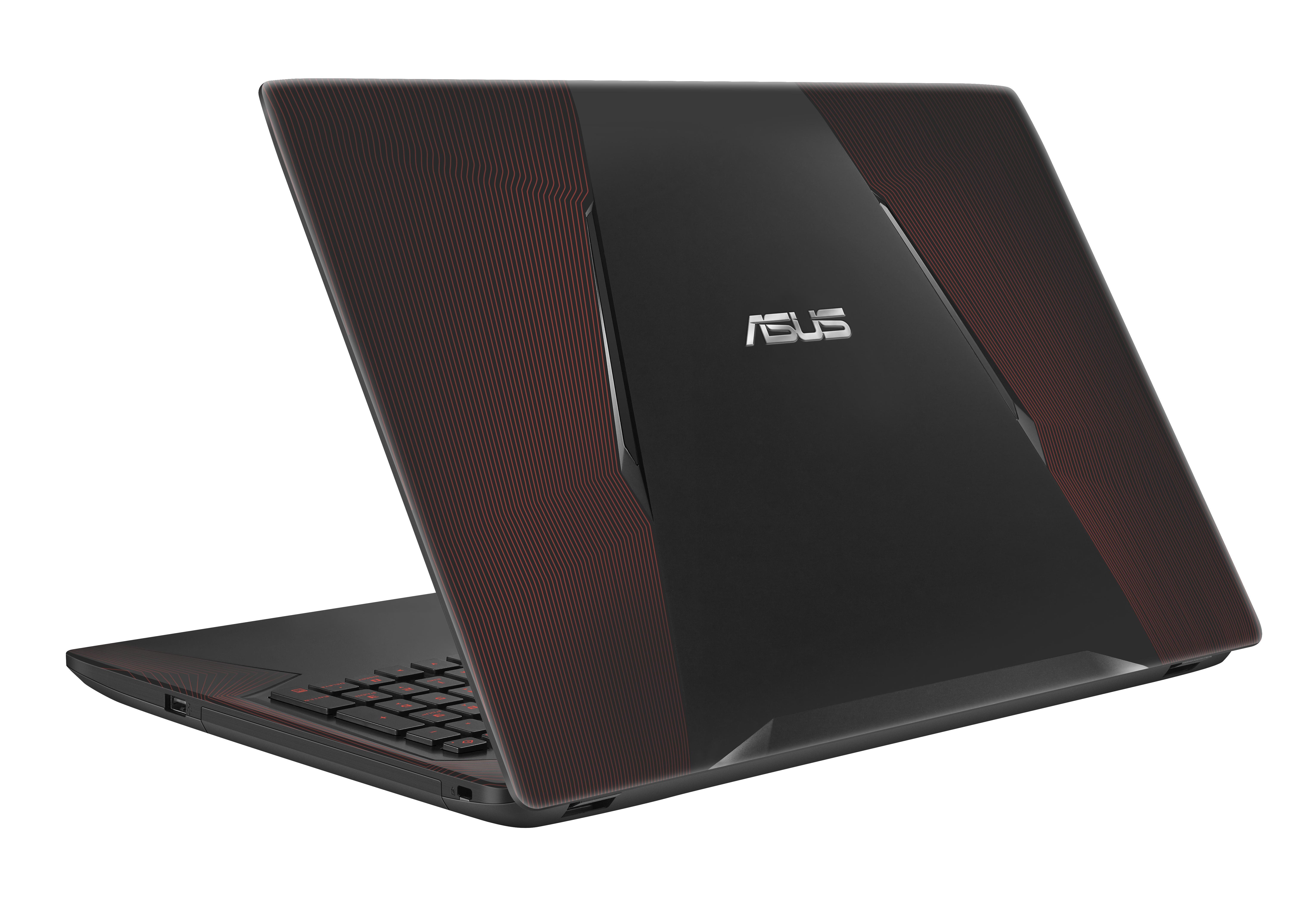 """ASUS FX553VE-DM062 2.8GHz i7-7700HQ 15.6"""" 1920 x 1080Pixel Nero Computer portatile"""