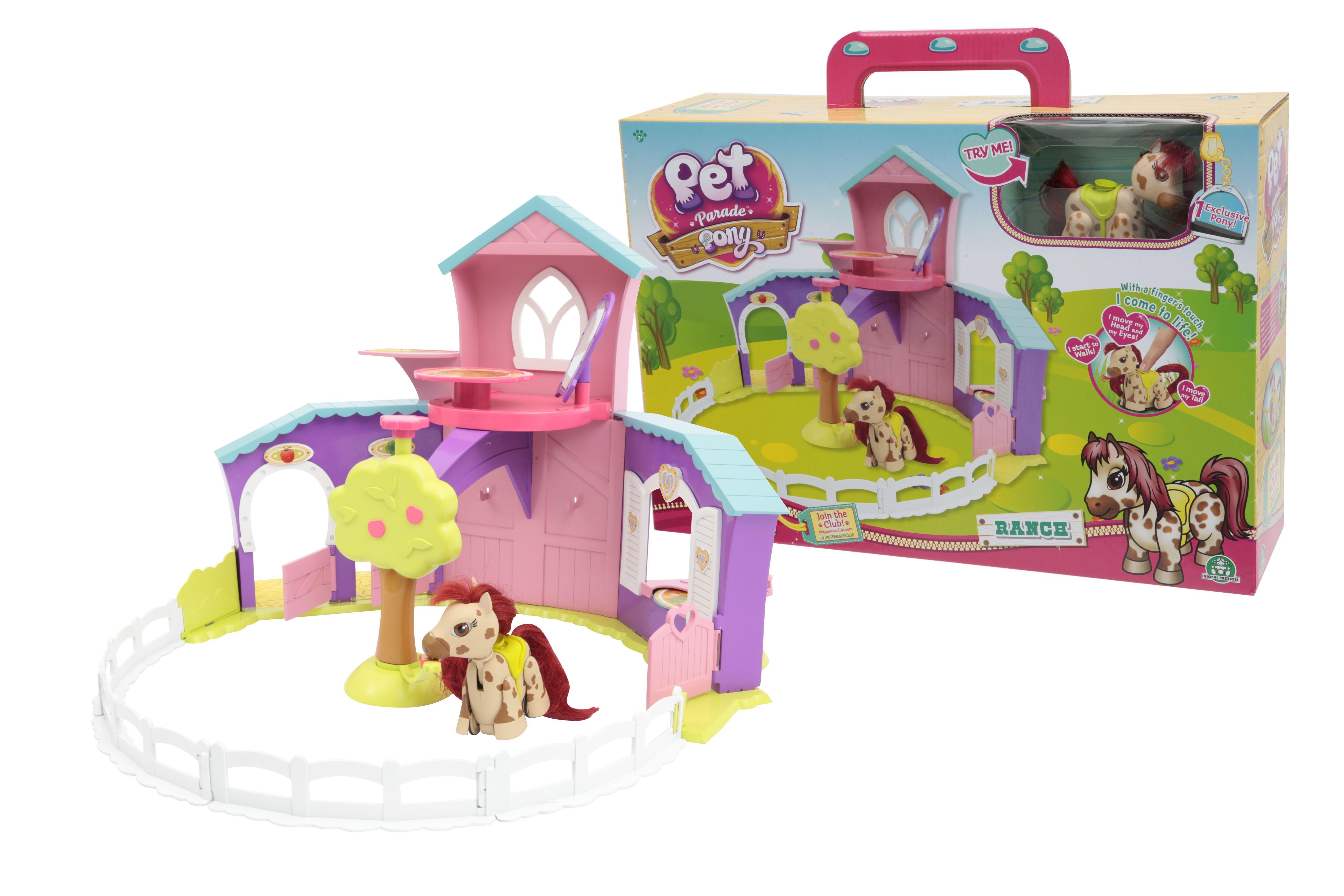 Giochi Preziosi Pony Parade Ranch