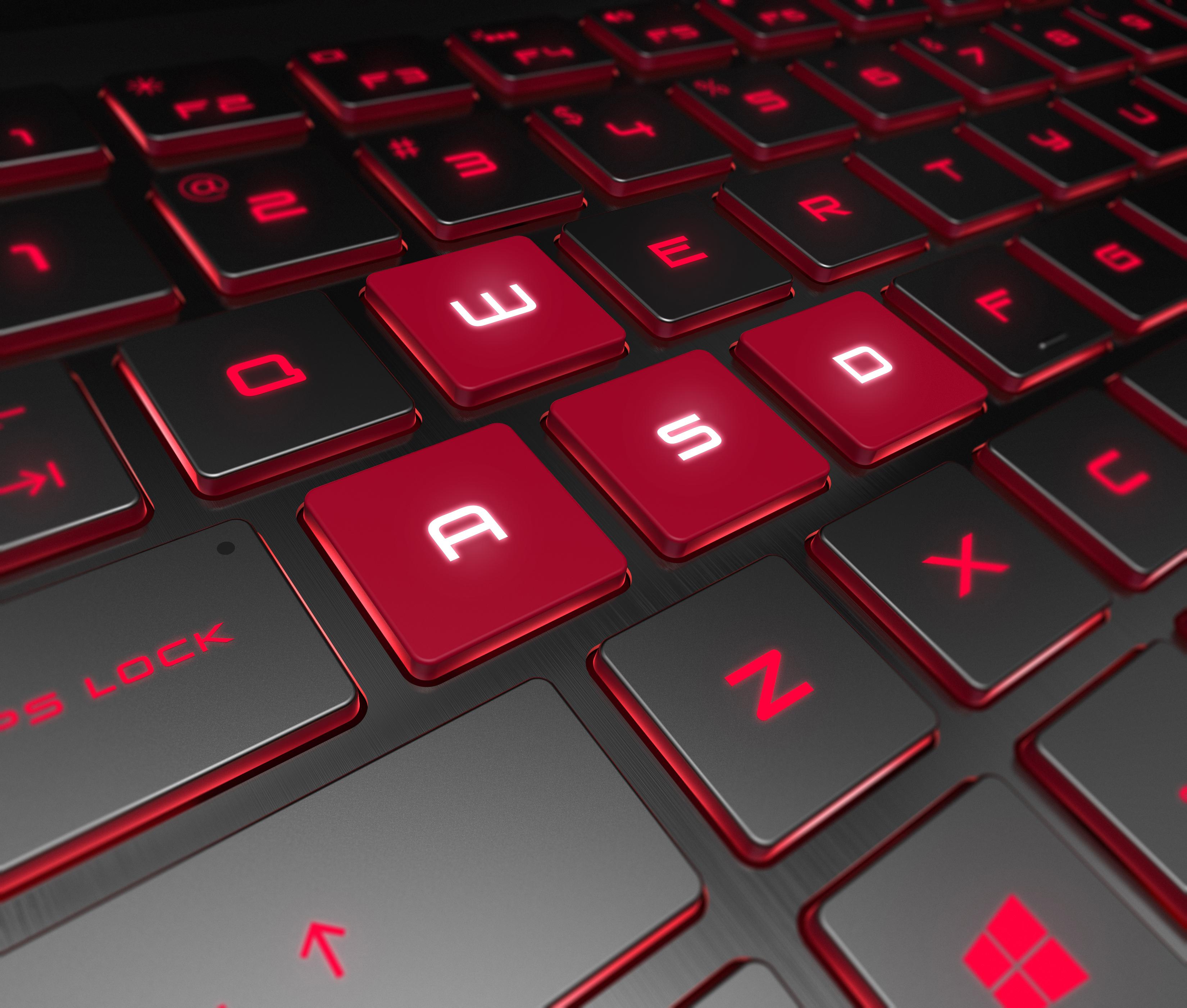 "HP OMEN 15-ce040nz 2.5GHz i5-7300HQ 15.6"" 1920 x 1080Pixel Nero, Rosso Computer portatile"