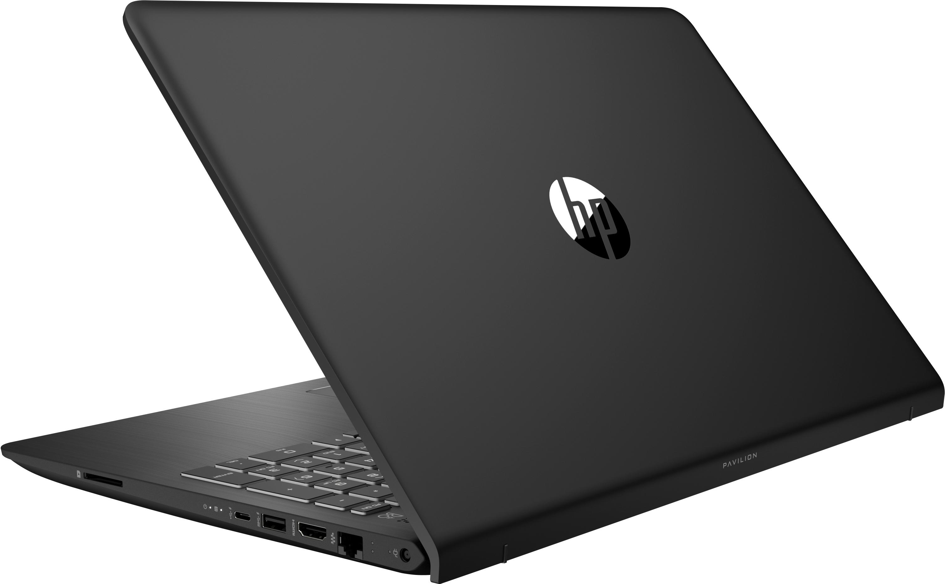 "HP Pavilion Power 15-cb025nf 2.5GHz i5-7300HQ 15.6"" 1920 x 1080Pixel Nero, Bianco Computer portatile"