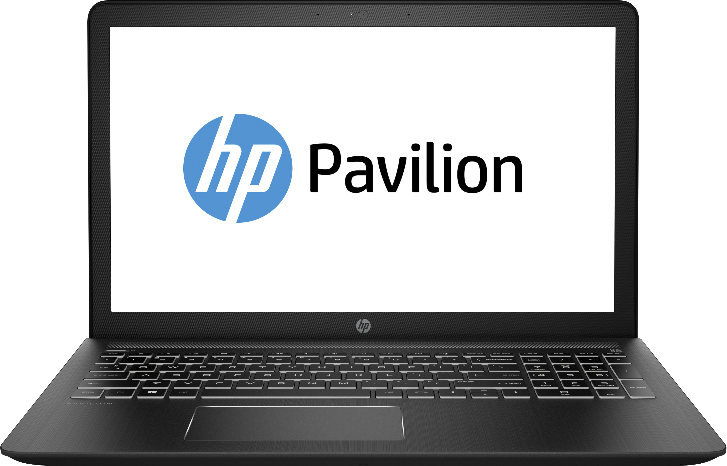 "HP Pavilion Power 15-cb023nf 2.5GHz i5-7300HQ 15.6"" 1920 x 1080Pixel Nero, Bianco Computer portatile"
