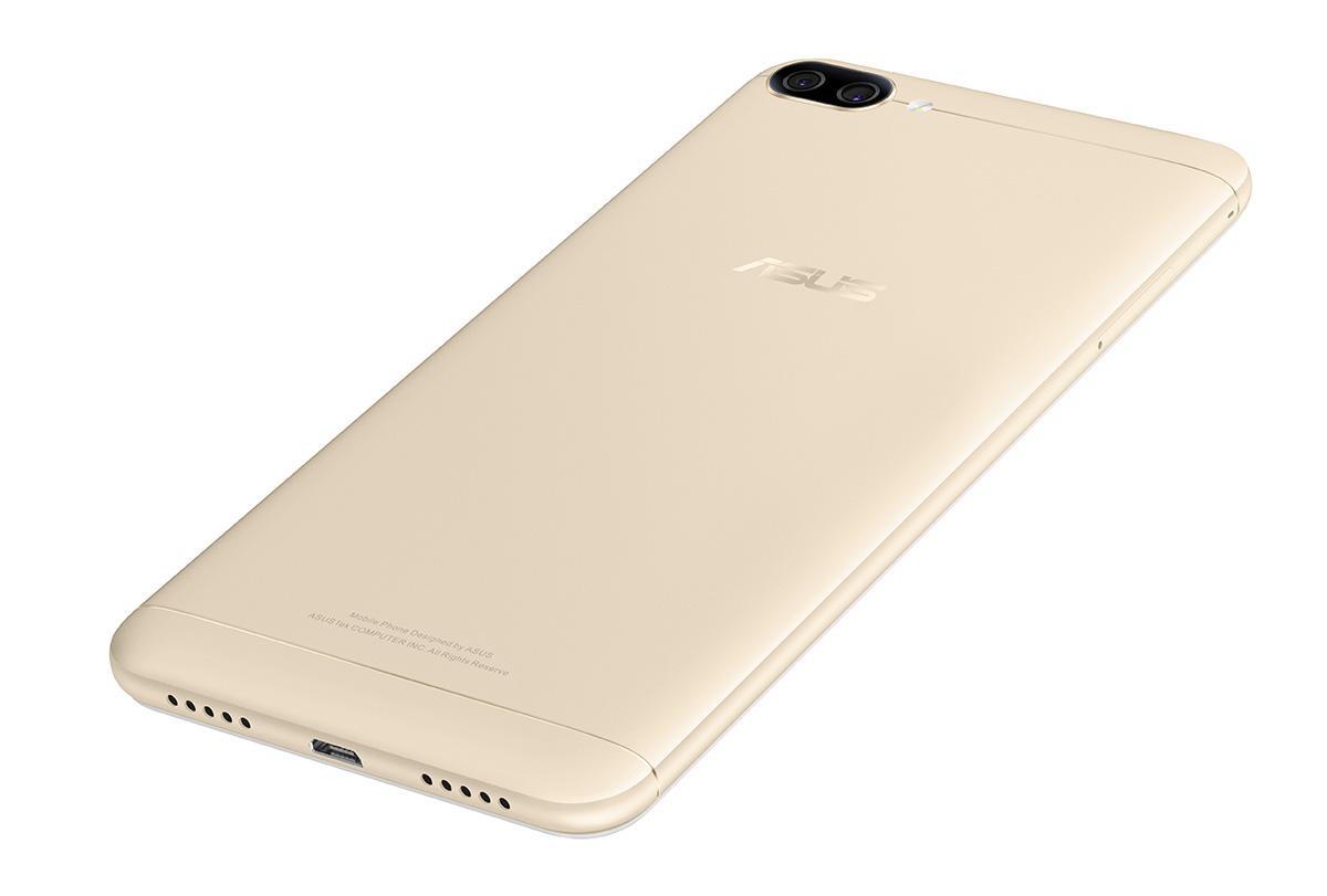 ASUS ZenFone 4 Max ZC520KL Doppia SIM 4G 32GB Oro