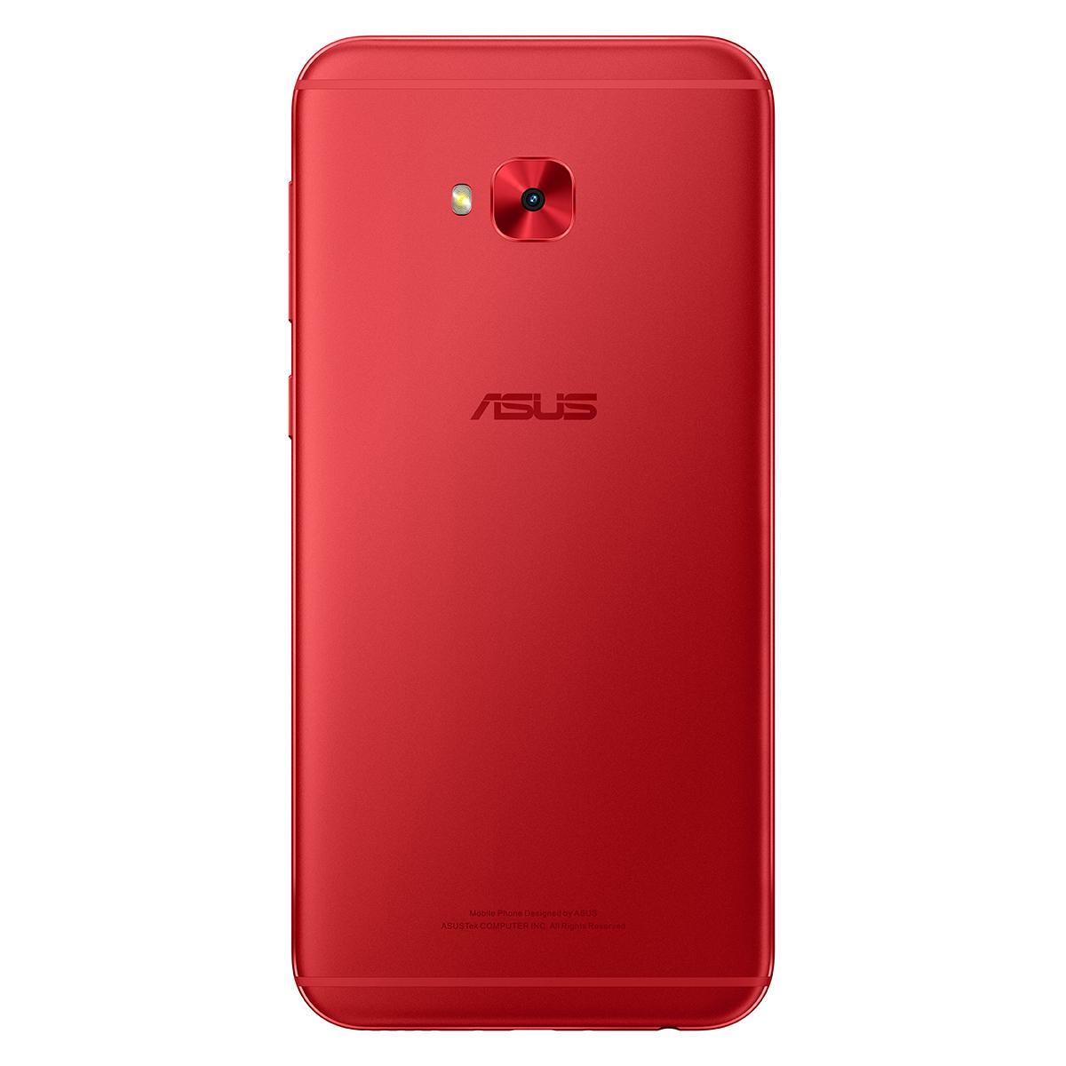 ASUS ZenFone ZD552KL Dual SIM ibrida 4G 64GB Rosso