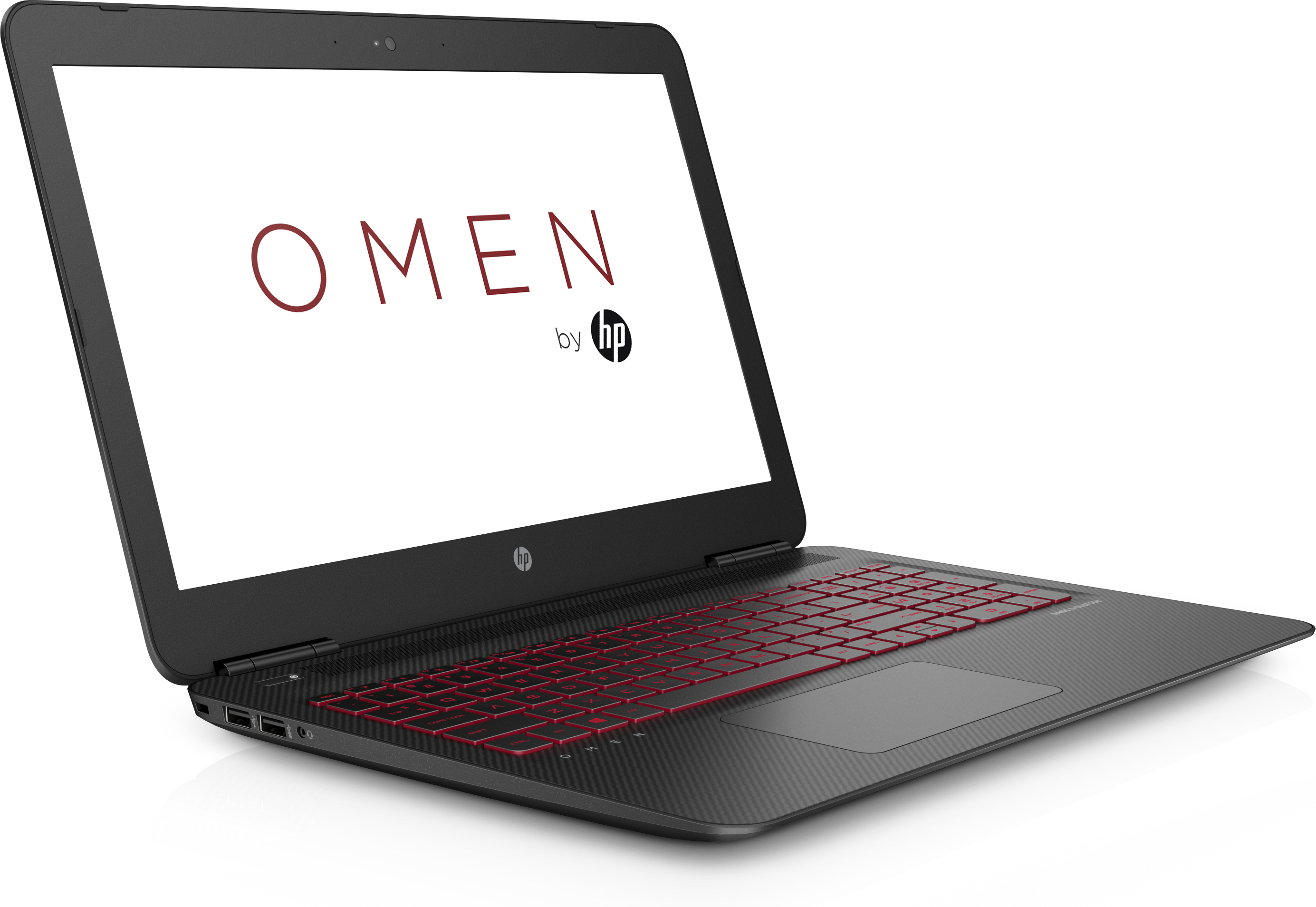 "HP OMEN 15-ax246nf 2.5GHz i5-7300HQ 15.6"" 1920 x 1080Pixel Nero Computer portatile"