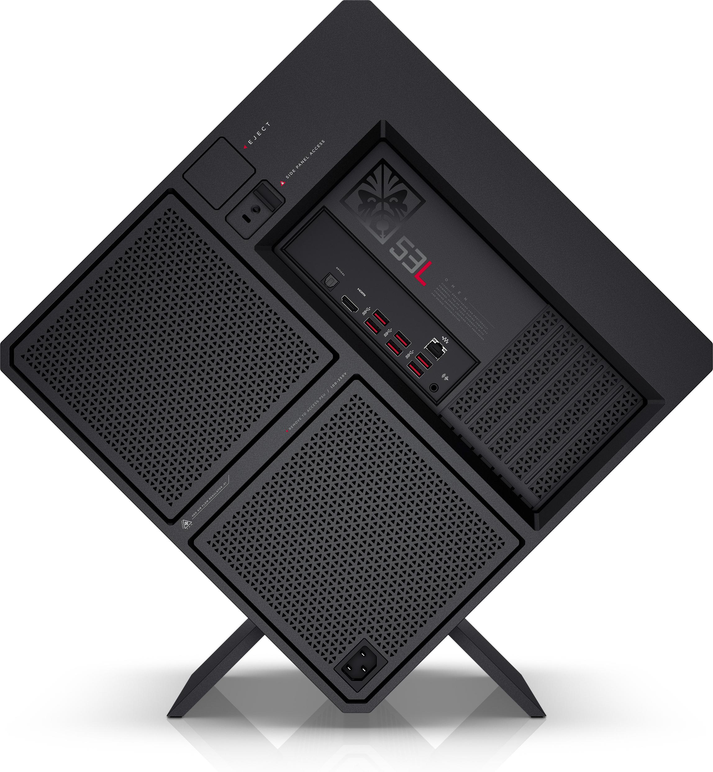 HP OMEN X 900-280nz 3.5GHz i7-7800X Scrivania Nero PC