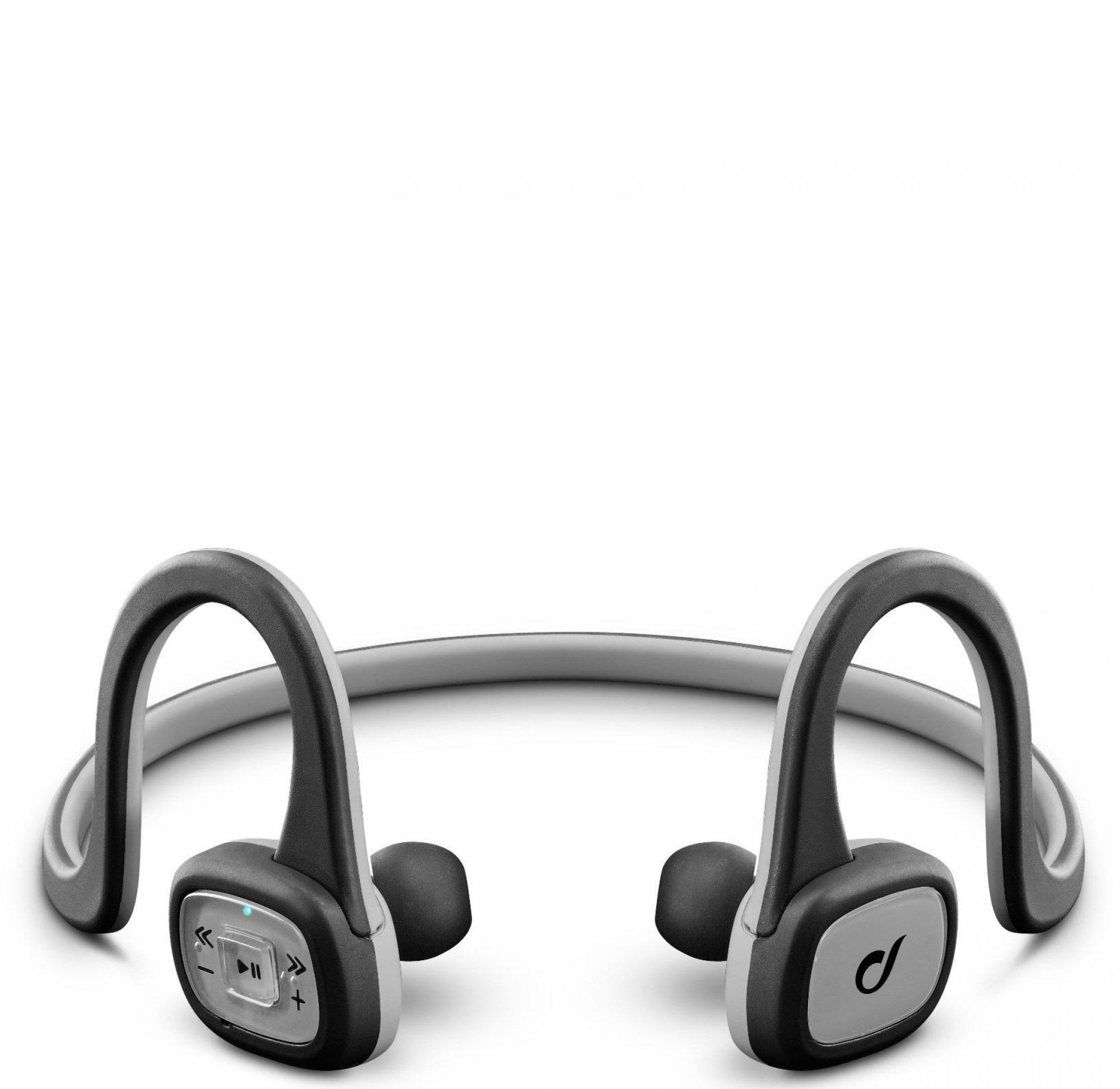 Cellularline BTSHAKED Aggancio, Auricolare Stereofonico Senza fili auricolare per telefono cellulare