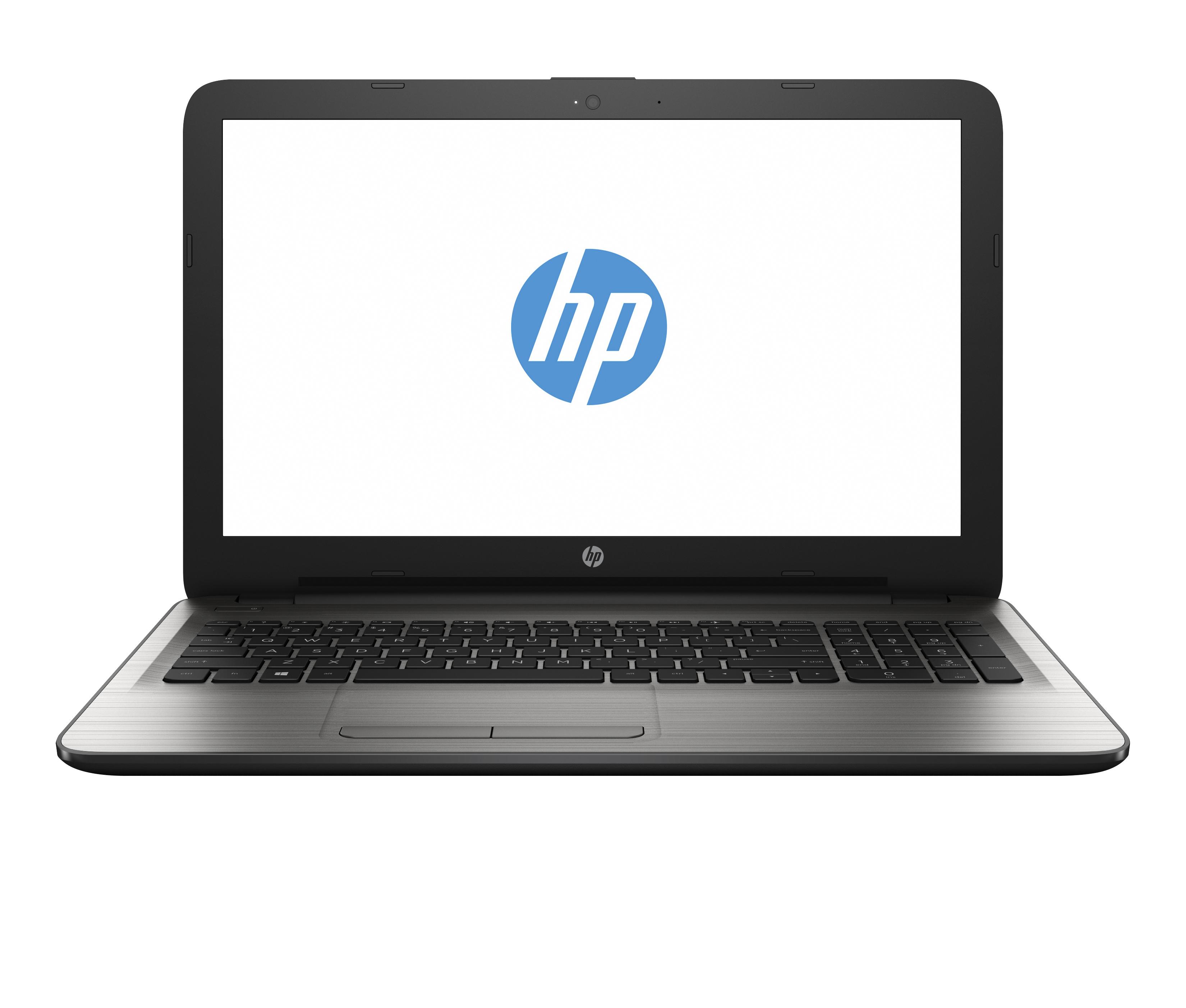 """HP 15-ay195ng 2.50GHz i5-7200U 15.6"""" 1920 x 1080Pixel Argento Computer portatile"""