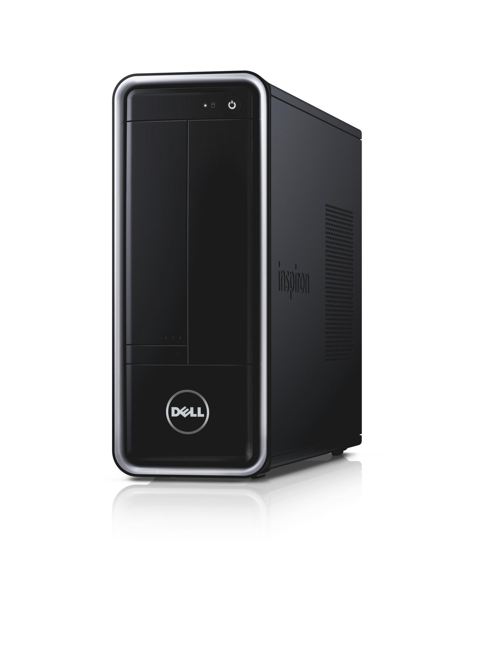 DELL Inspiron 3647 i3-4170 Desktop piccolo Nero PC