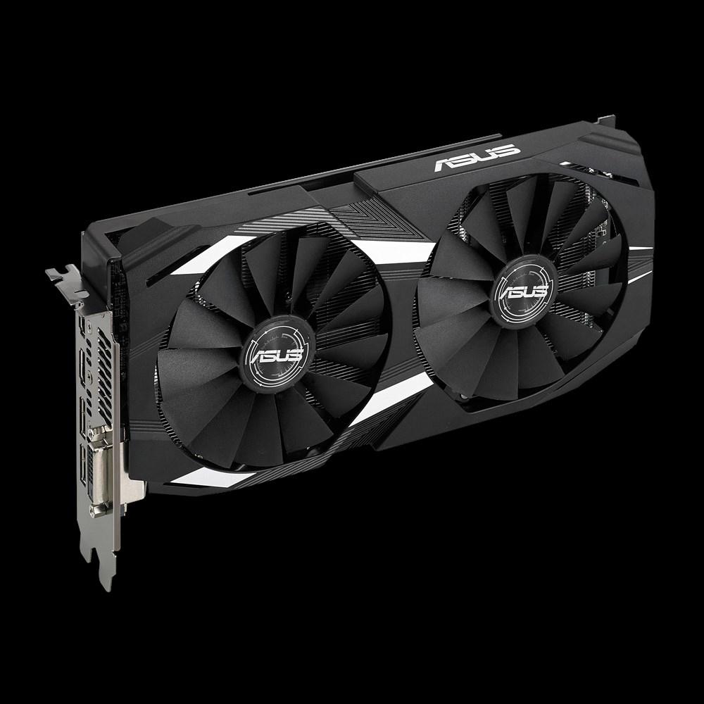 ASUS DUAL-RX580-4G Radeon RX 580 4GB GDDR5