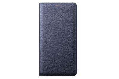 """Samsung EF-WN920PBEGWW 5.7"""" Custodia a libro Nero, Blu custodia per cellulare"""