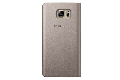 """Samsung EFWN920PFEGWW 5.7"""" Custodia a libro Oro"""