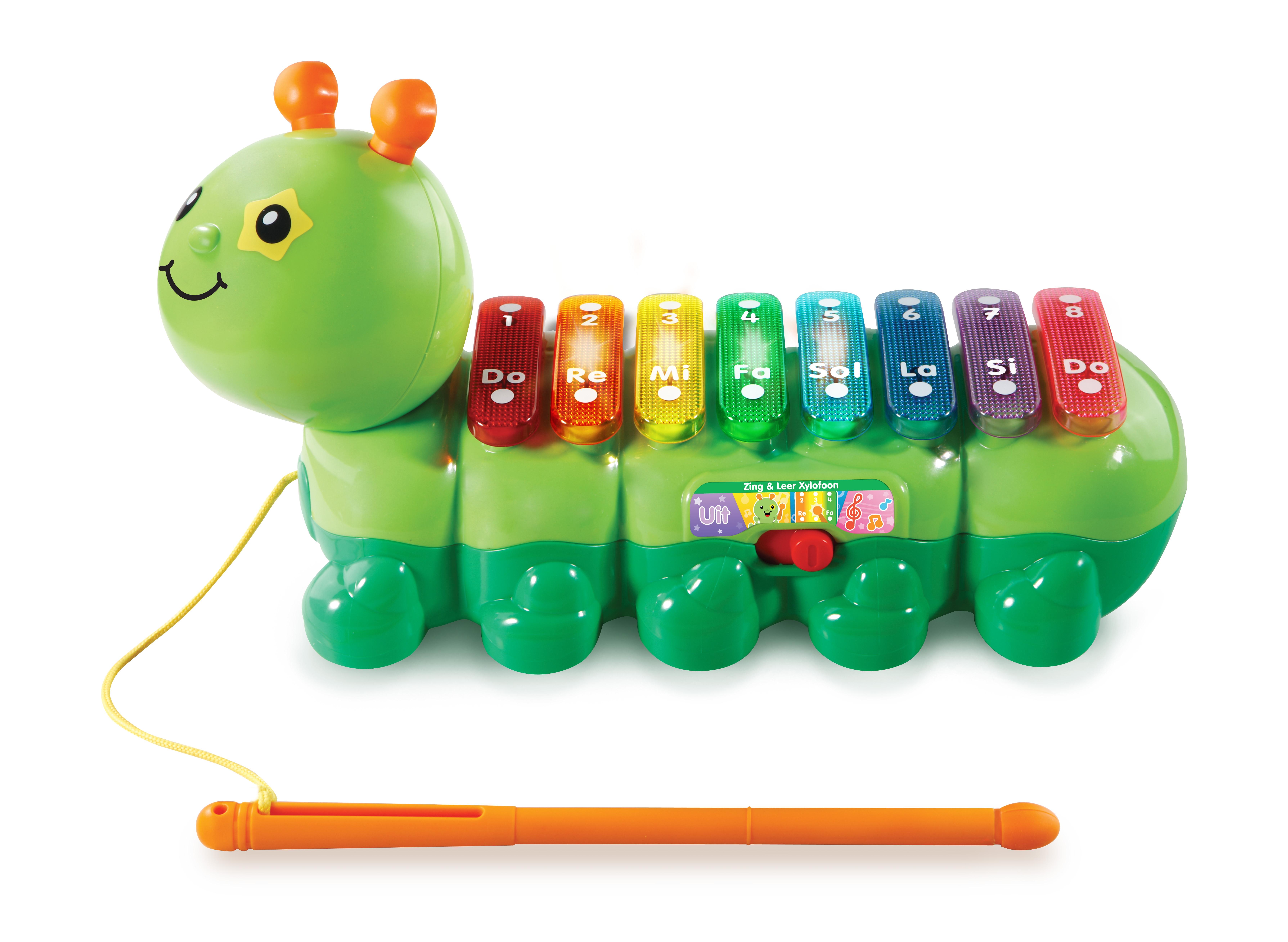 VTech Zing & Leer Xylofoon Ragazzo/Ragazza giocattolo educativo