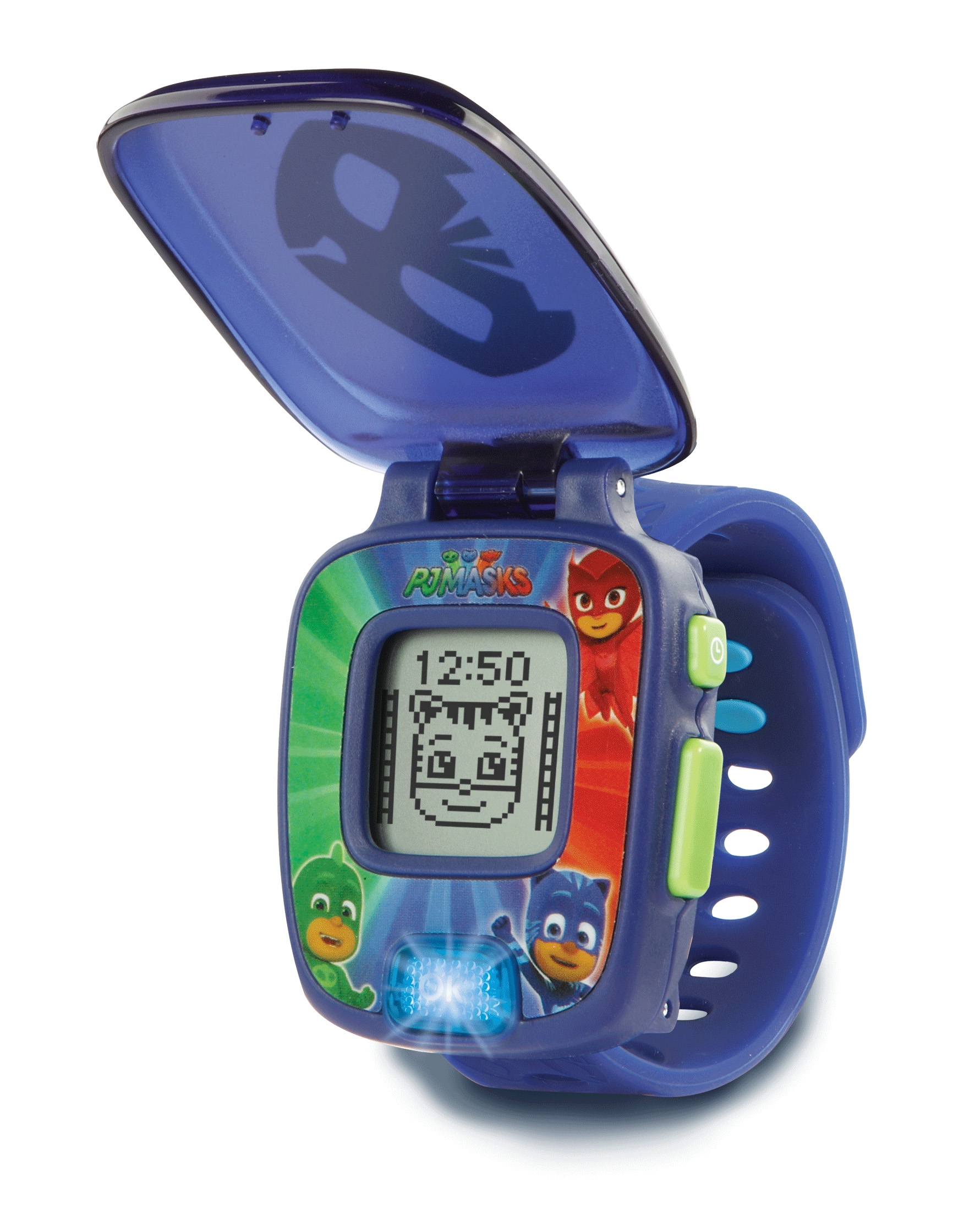 VTech PJ Masks - Catboy Learning Watch Ragazzo/Ragazza giocattolo educativo