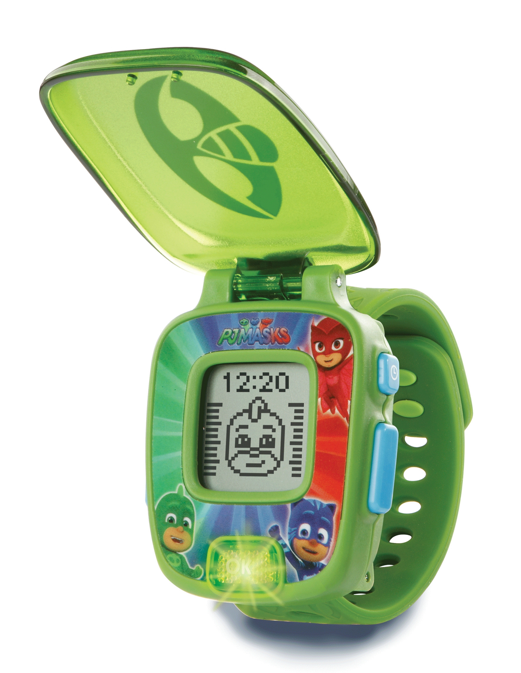 VTech PJ Masks - Gekko Learning Watch Ragazzo/Ragazza giocattolo educativo
