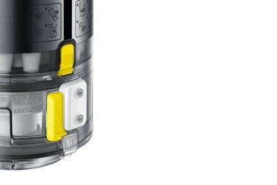 Samsung VC06H70F1HC/EF A cilindro 0.9L 650W A Nero, Argento aspirapolvere