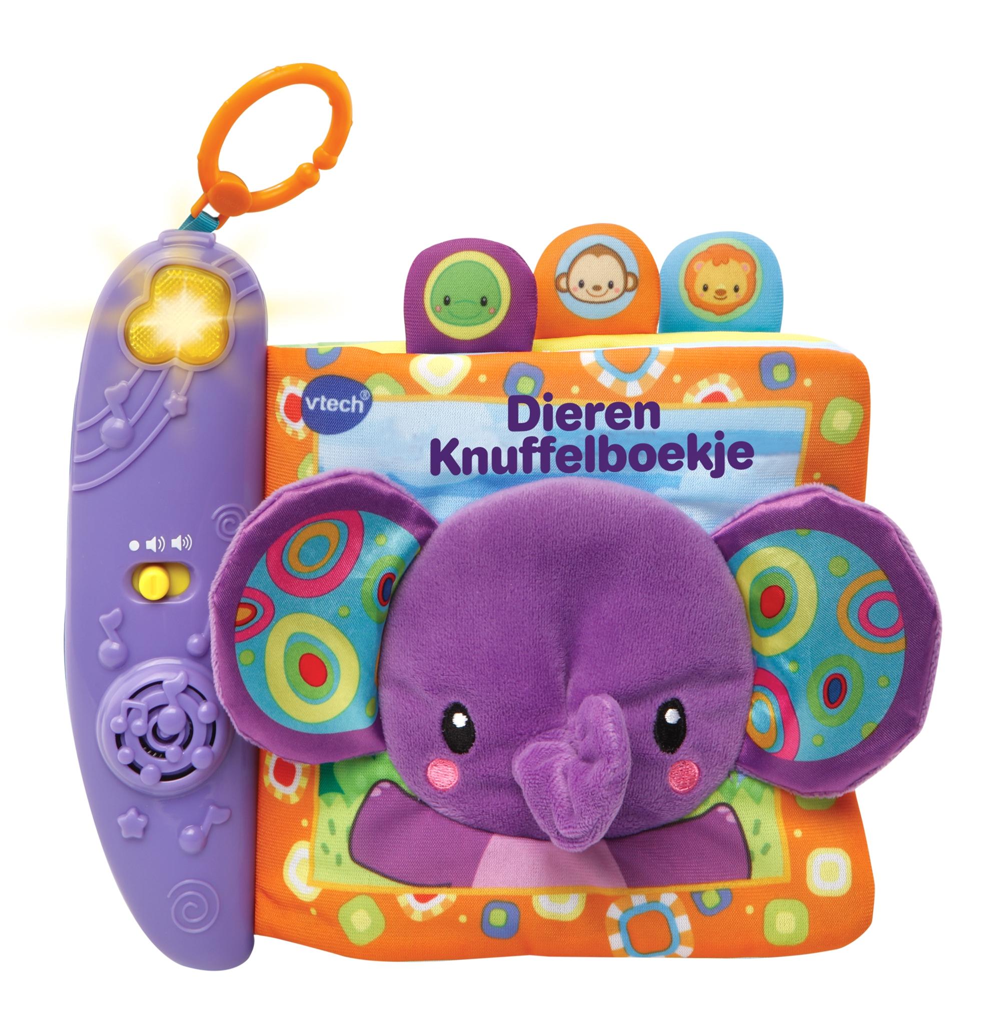 VTech Baby Dieren Knuffelboekje Ragazzo/Ragazza giocattolo educativo